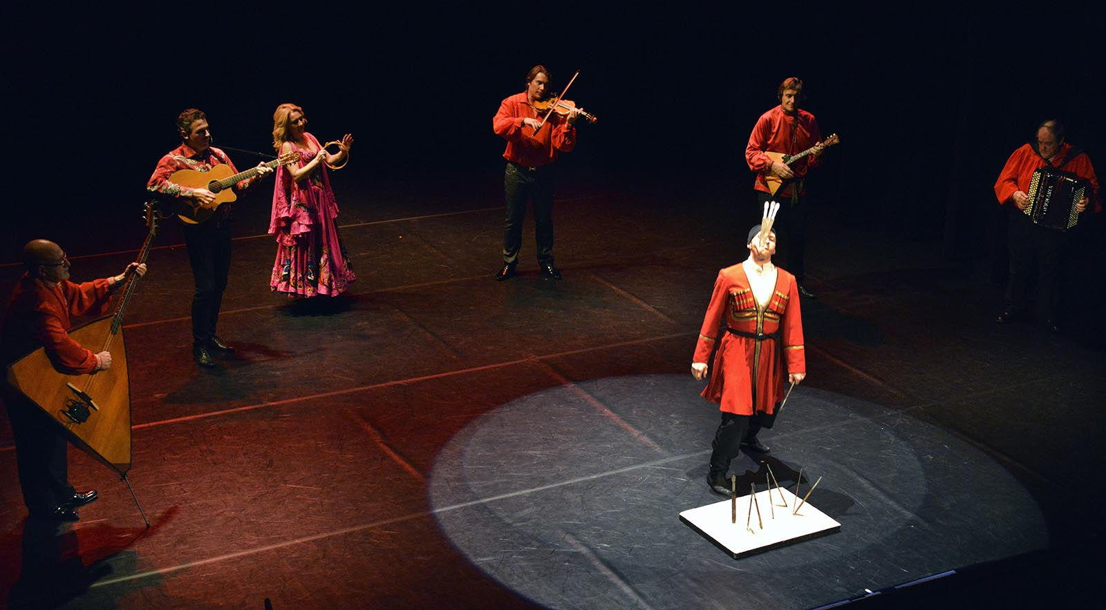 Ballet Kalinka 13 BALALAIKA.PROduction
