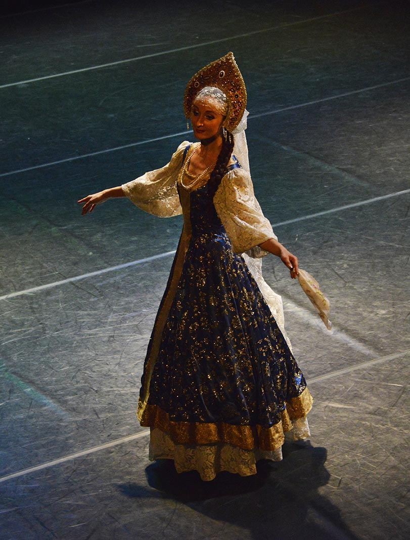 Ballet Kalinka 22 BALALAIKA.PROduction